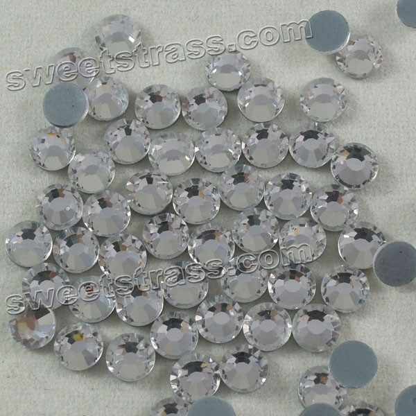 Strass de 4mm SS16 Cristal Hotfix